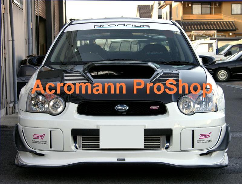 Prodrive Windshield Decal (Style#1)