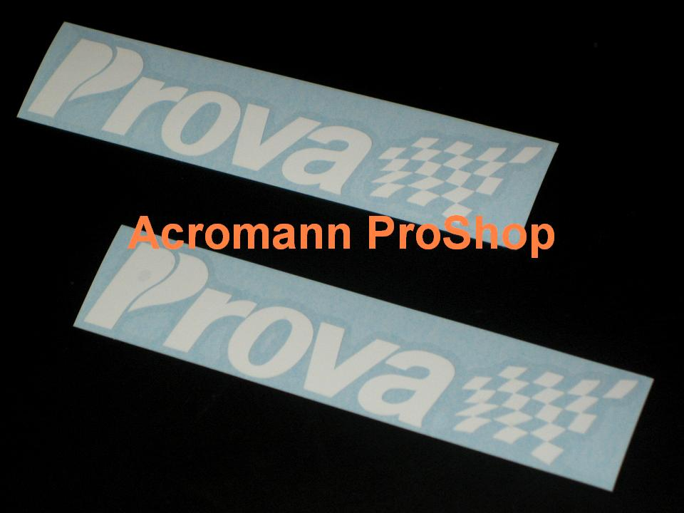 Prova 6inch Decal x 2 pcs