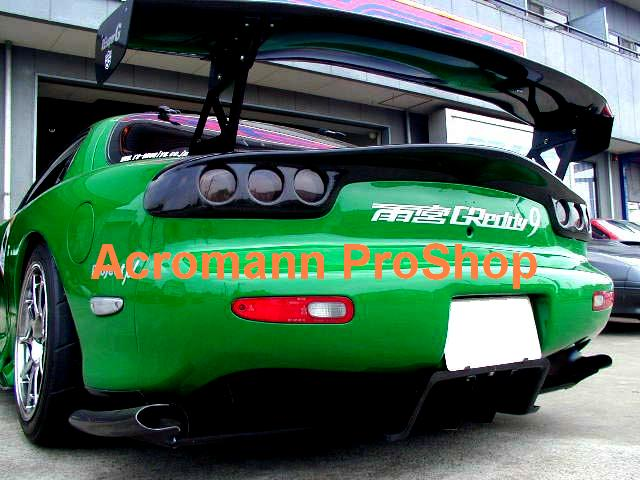 RE Amemiya GReddy 9 Decal x 1 pc