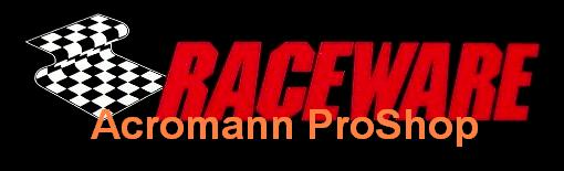 Raceware 6inch Decal x 2 pcs