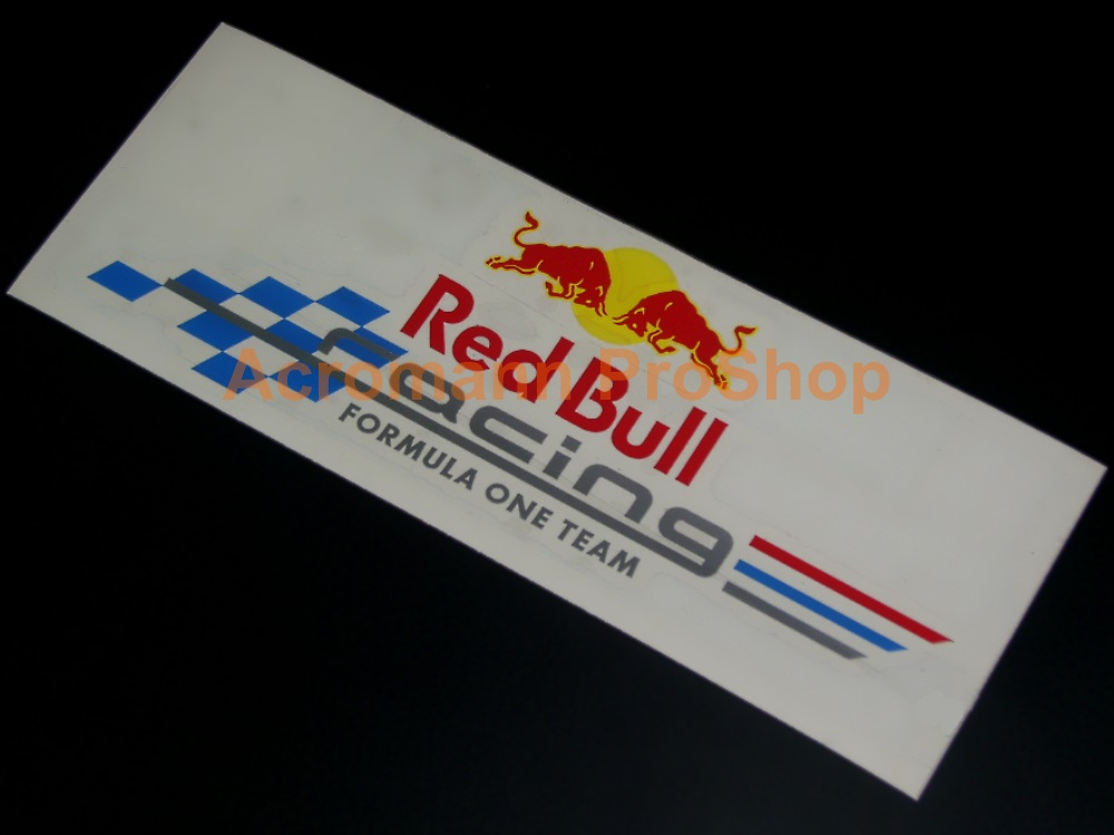 Renault Racing F1 Team 8.5inch Decal x 2 pcs