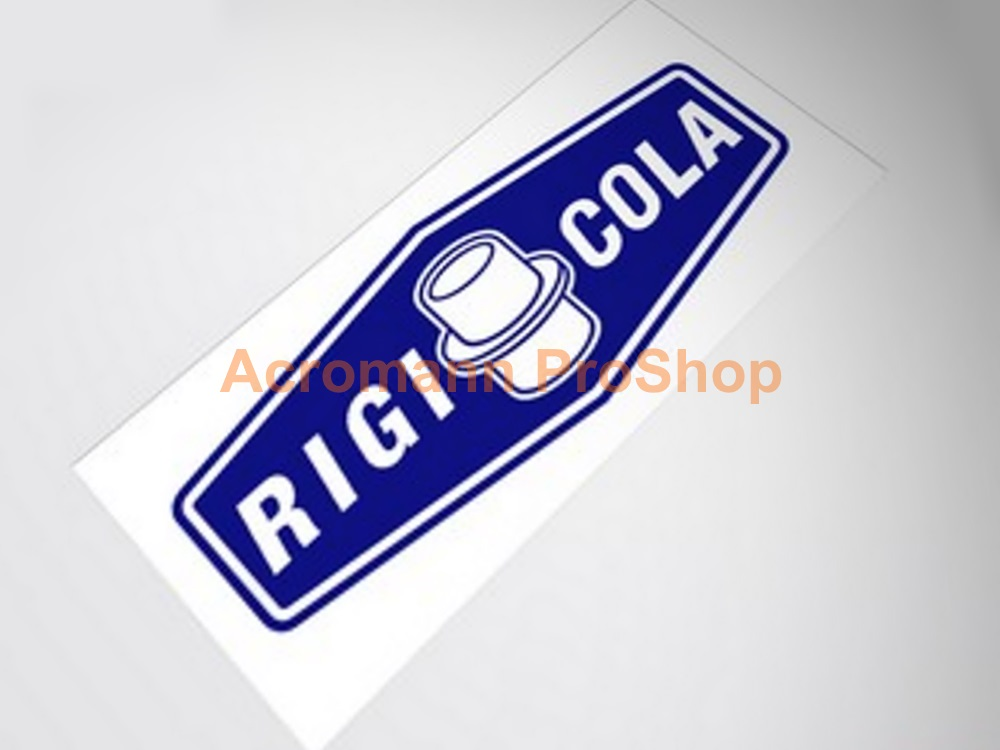 SPOON Rigid Cola (Collar) 6inch Decal (Style#1) x 2 pcs