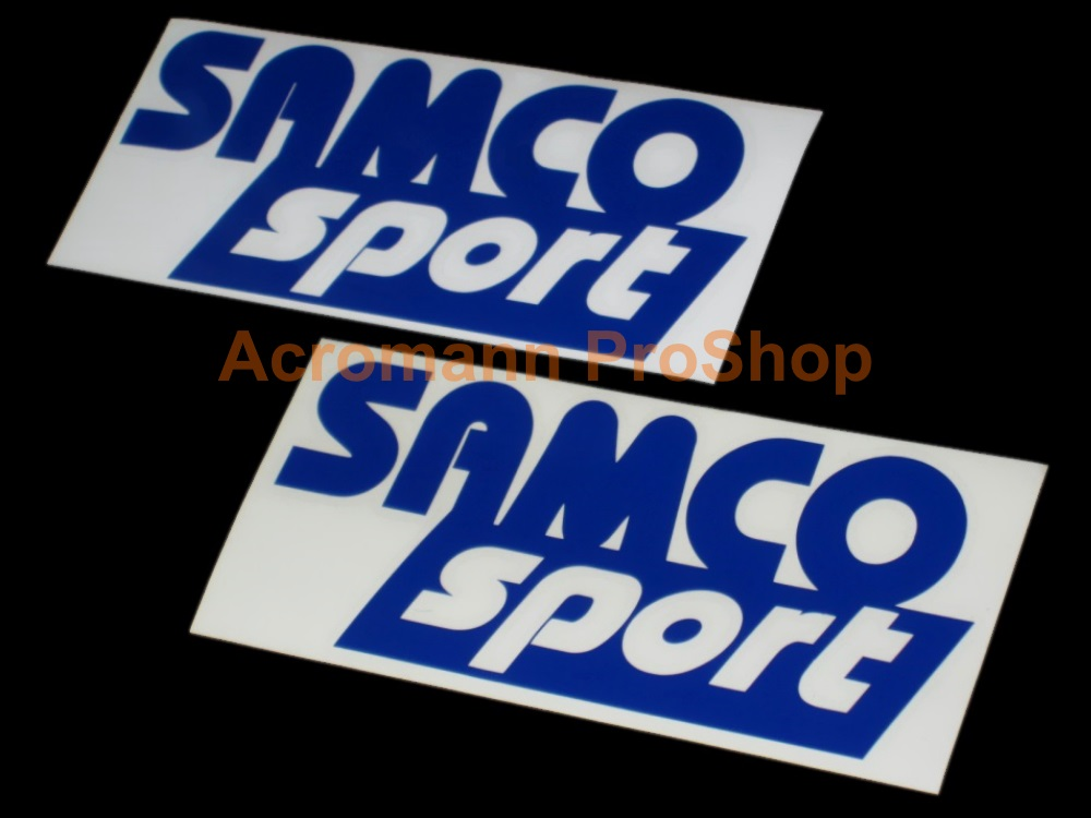 SAMCO Sport 6inch Decal x 2 pcs