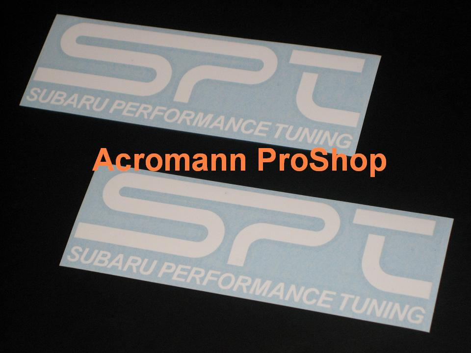 SPT 6inch Decal (Style#1) x 2 pcs