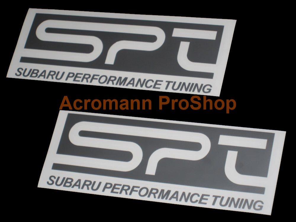 SPT 6inch Decal (Style#2) x 2 pcs