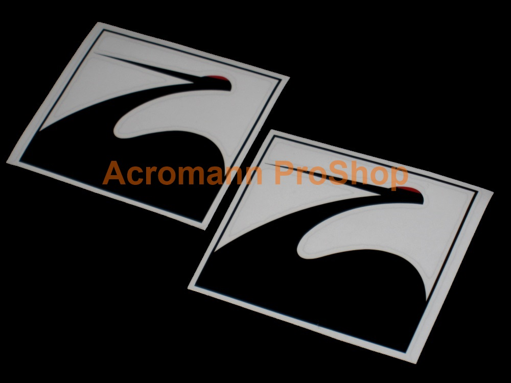 SPOON Crane 3inch Decal (Style#2) x 2 pcs