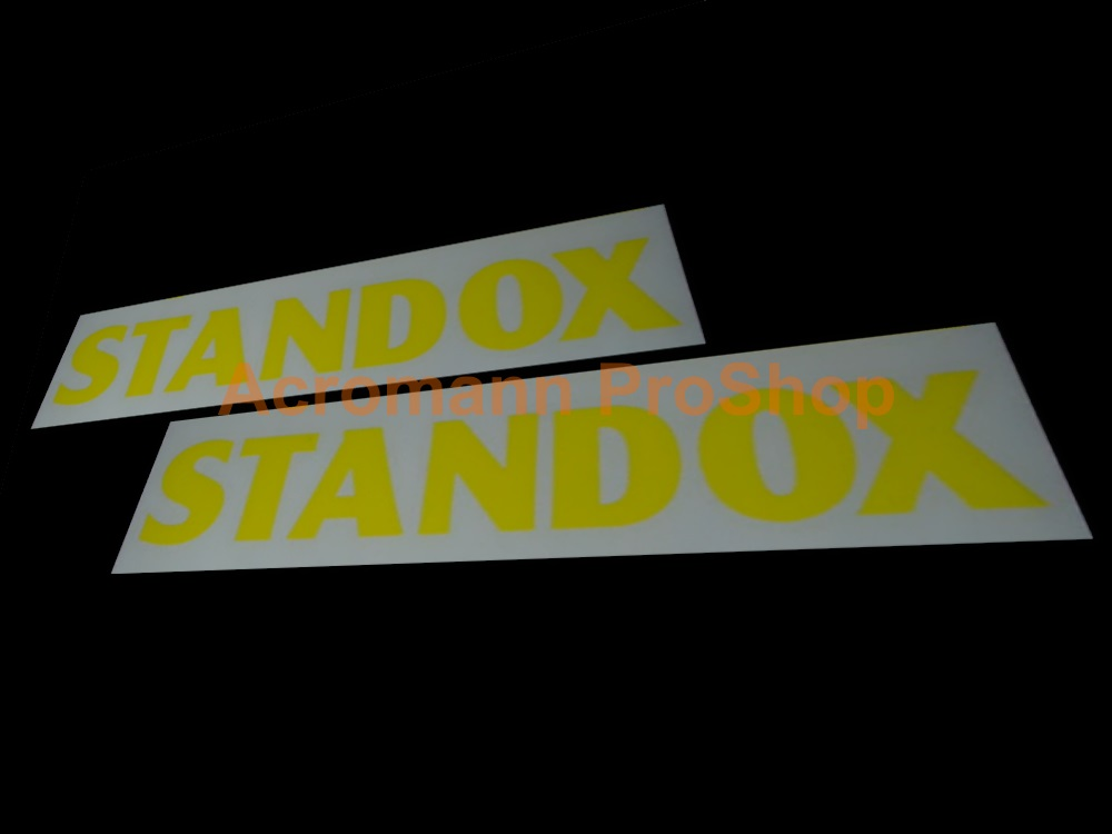 Standox (SWRT) 6inch Decal (Style#1) x 2 pcs