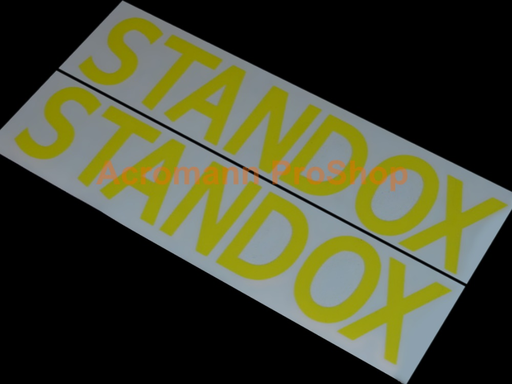 Standox (SWRT) 6inch Decal (Style#2) x 2 pcs