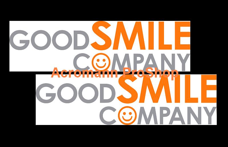 Studie GOOD SMILE COMPANY 6inch Decal x 2 pcs