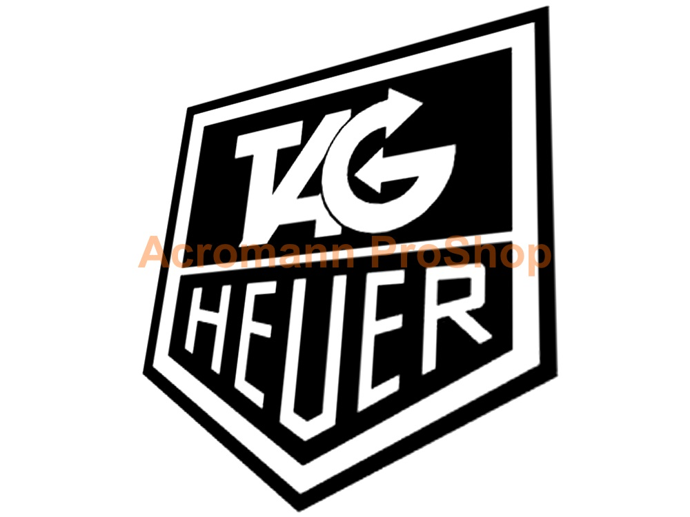 TAG Heuer 3inch Decal (Style#3) x 2 pcs