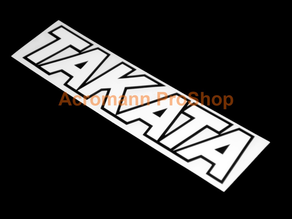 TAKATA 6inch Decal (Style#2) x 2 pcs