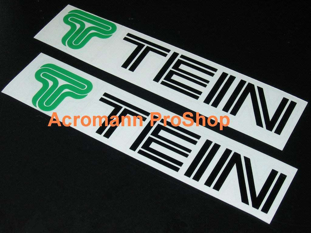 TEIN 6inch Decal (Style#1) x 2 pcs