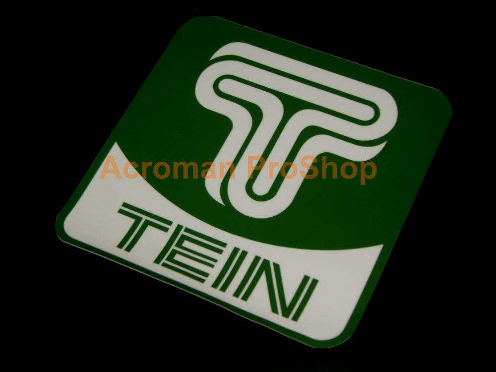 TEIN 4inch Decal (Style#4) x 2 pcs