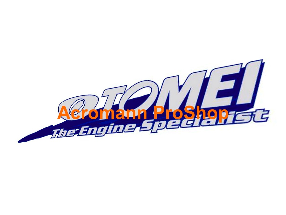 TOMEI 6inch Decal (Style#4) x 2 pcs