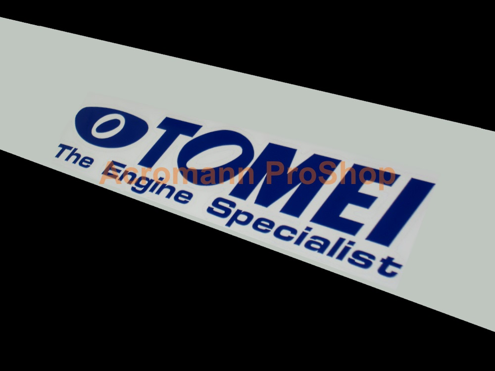TOMEI Windshield Decal (Style#1)