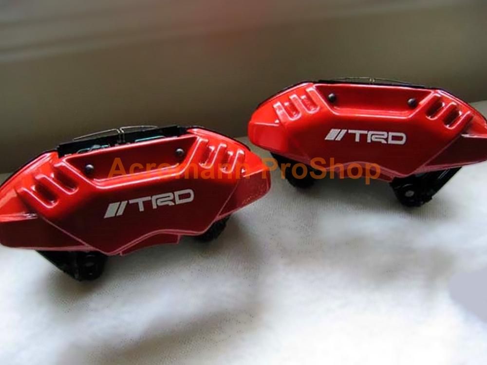 Toyota TRD Caliper Decals 8