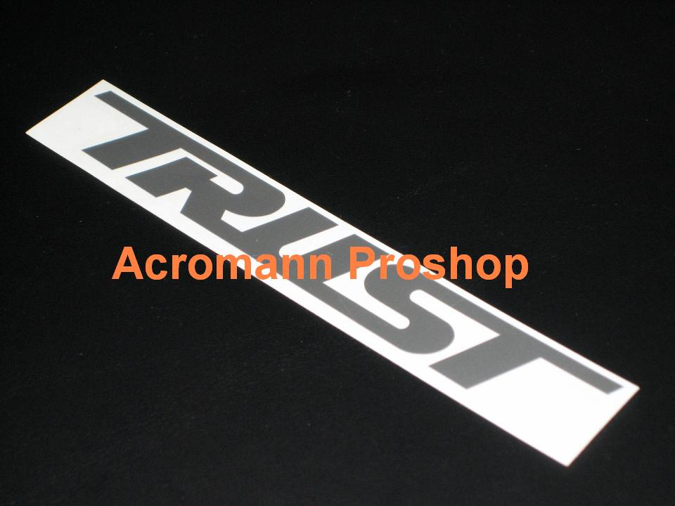 TRUST (GReddy) 6inch Decal (Style#3) x 2 pcs