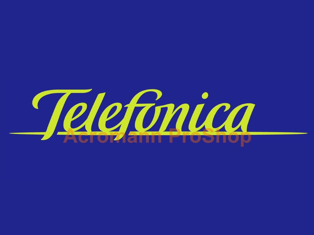 Telefonia 6inch Decal (Style#1) x 2 pcs