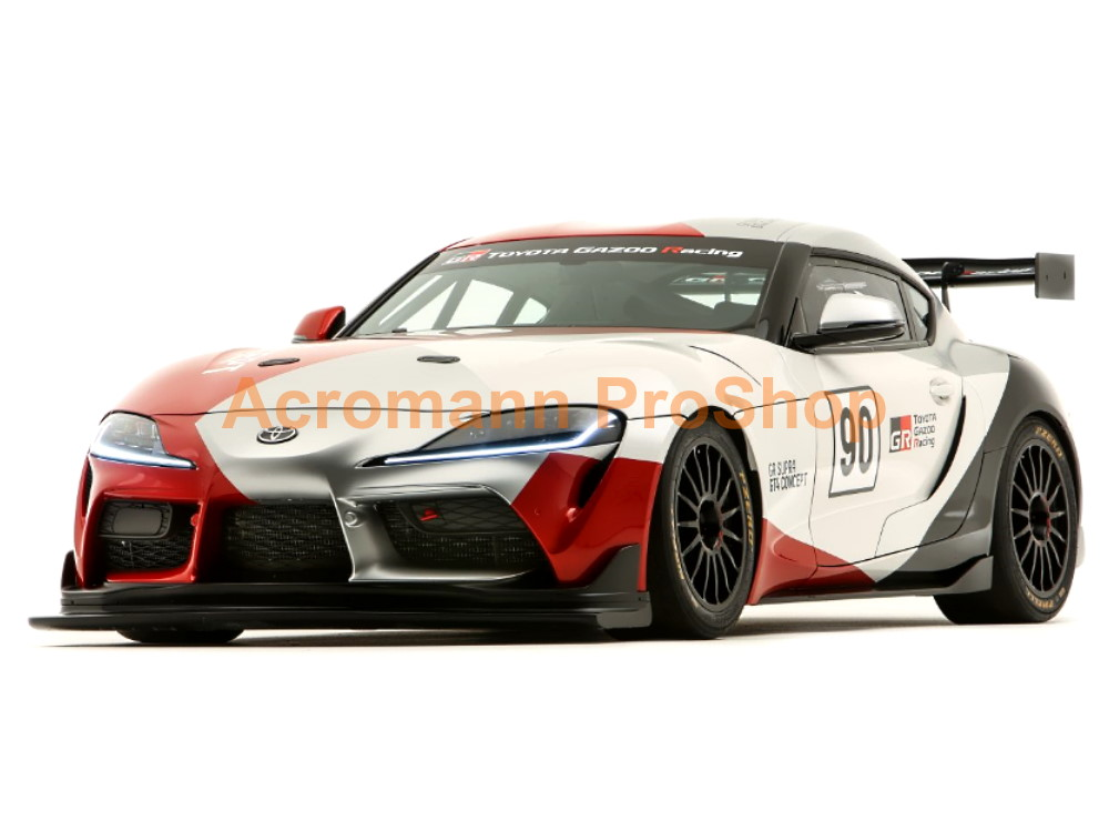 Toyota Gazoo Racing GR Windshield Sunstrip Banner Decal Sticker