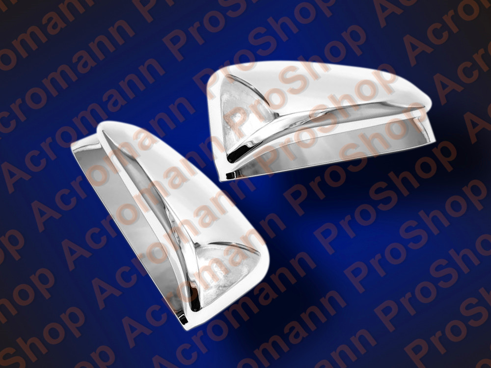 Chrome Door Mirror Covers for Toyota RAV4
