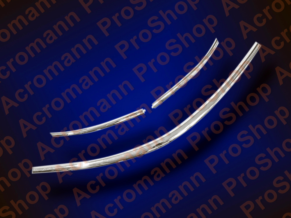 Chrome Head Streamer for Toyota RAV4