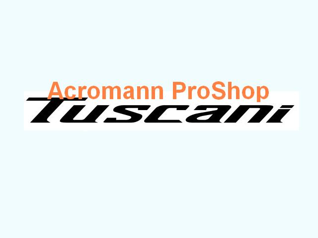 TUSCANI Windshield Decal