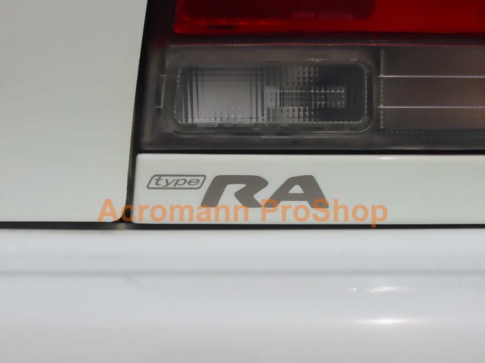 Type RA (typeRA) 4inch Decal x 2 pcs