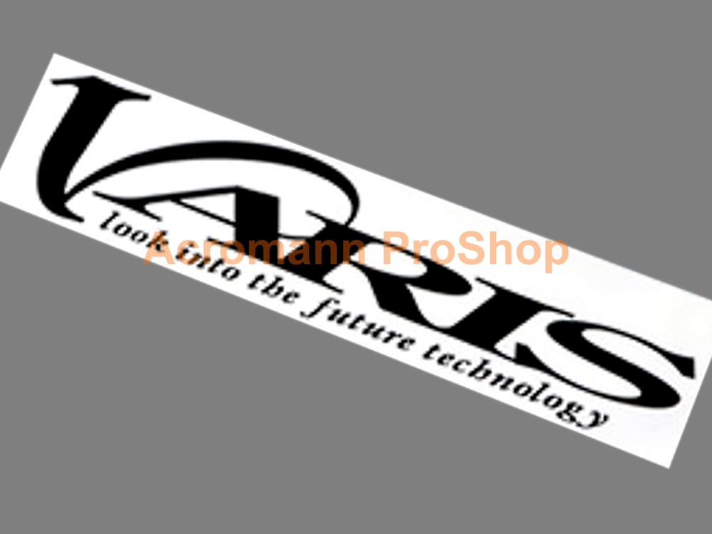 Varis Future Technology 6inch Decal x 2 pcs