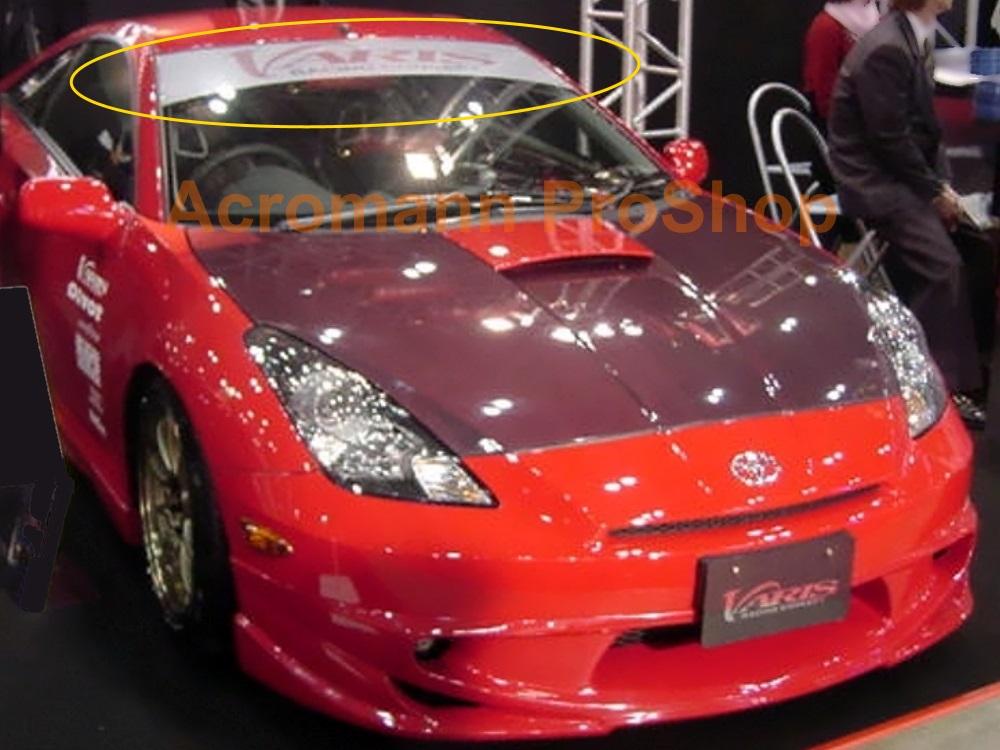 "CUSCO Car Window Windshield Carbon Fiber Vinyl Banner Decal Sticker 51/"""