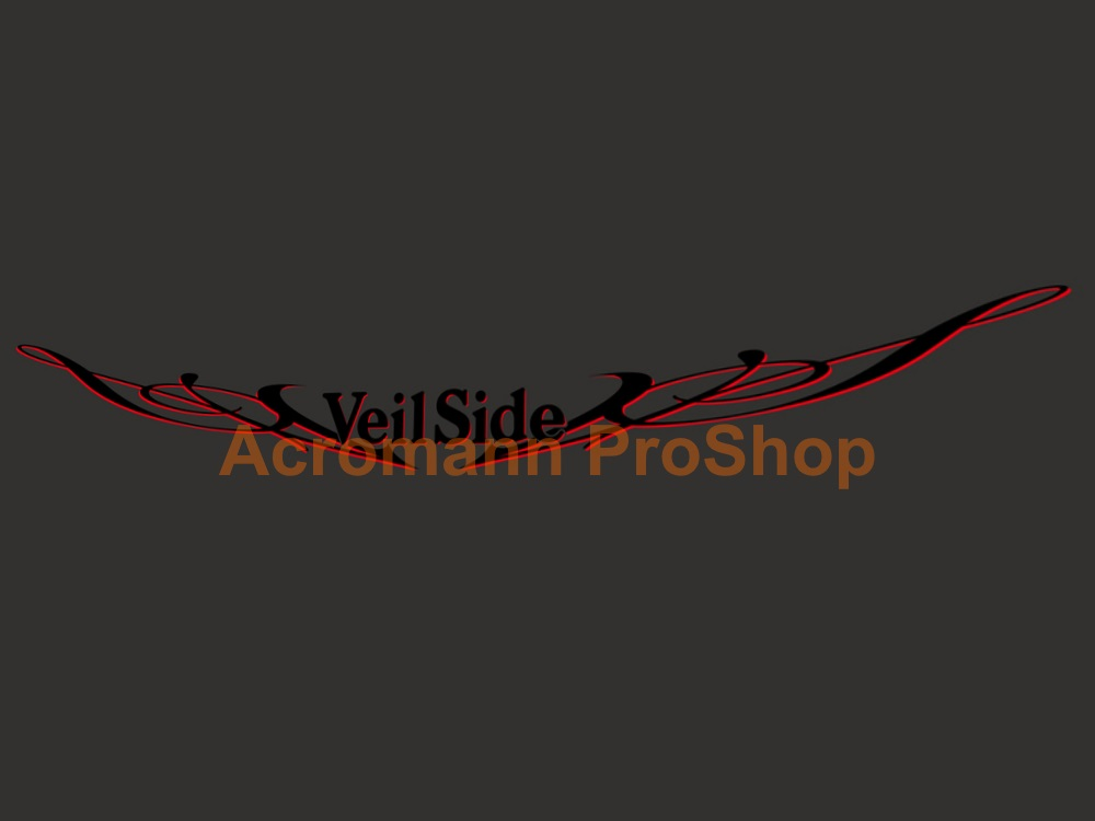 Veilside Windshield Decal (Style#5)