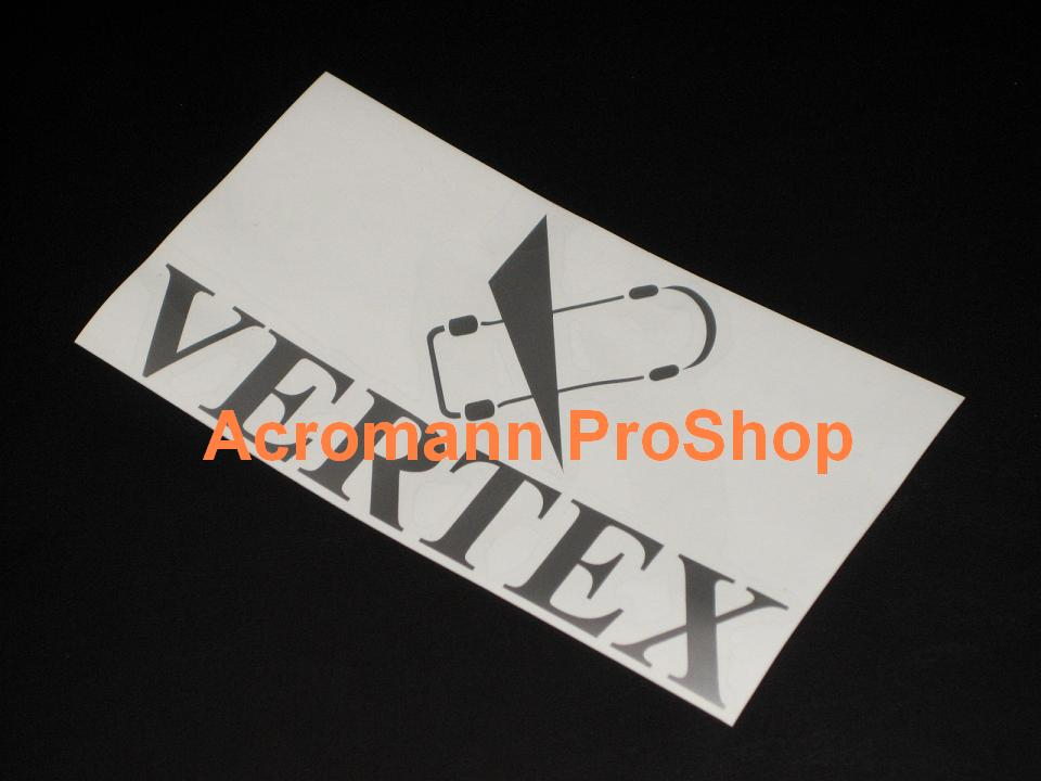 Vertex 6inch Decal x 2 pcs