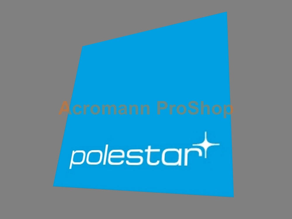 Volvo polestar 2inch Decal (Style#4) x 2 pcs