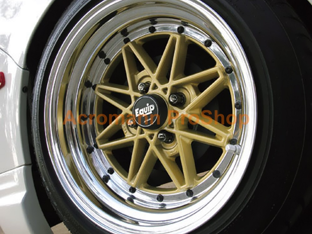 WORK Equip 2.2inch Wheels Cap Decal x 4 pcs