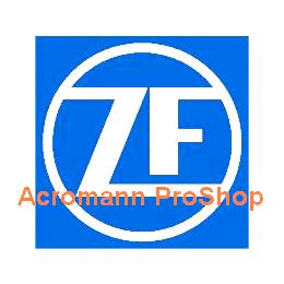 ZF 4inch Decal x 2 pcs