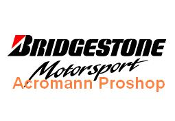 BRIDGESTONE Motorsport 6inch Decal x 2 pcs