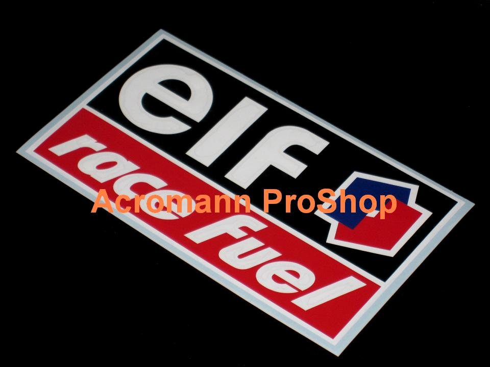 elf 6inch Decal (Style#7) x 2 pcs