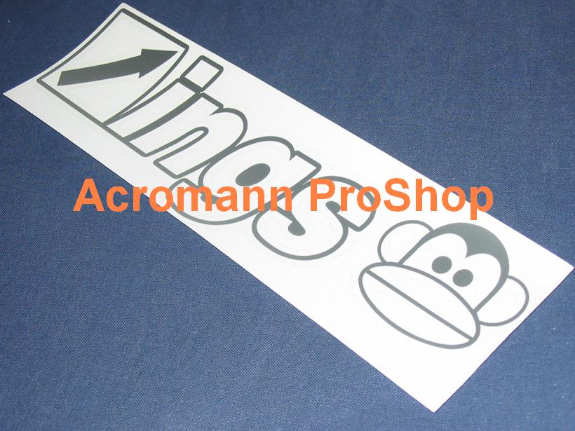 ings 6inch Decal (Style#2) x 2 pcs