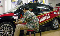 Sponsor Decal - Door Roll Call