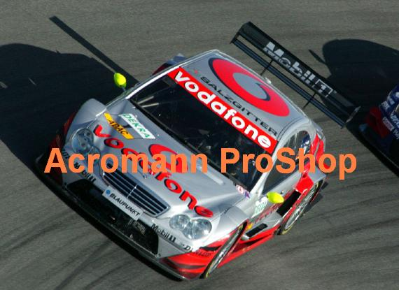 Vodafone (DTM) Windshield Decal (Style#1)