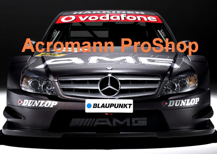 Vodafone (DTM) Windshield Decal (Style#2)